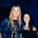 Eric Brittingham and Charlene