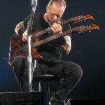 10-13-09 James Hetfield - Metallica - Target Center - Minneapolis, MN