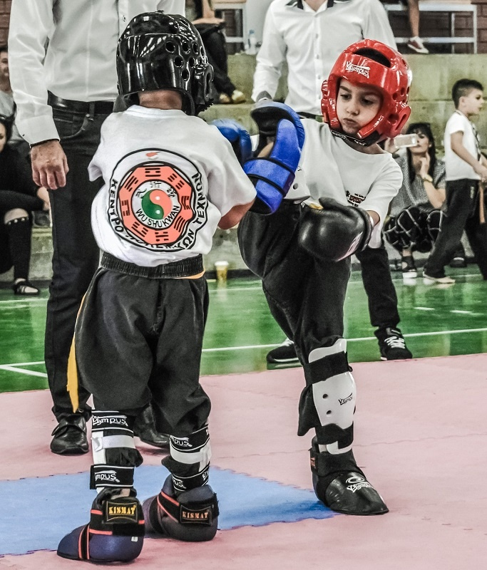 Local Kickboxing classes for kids