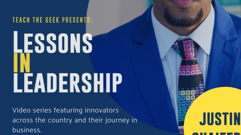 Lessons In Leadership: Justin Shaifer