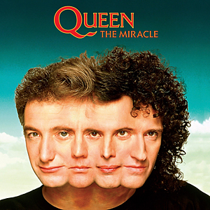 queen - the miracle album cover - mega-depth