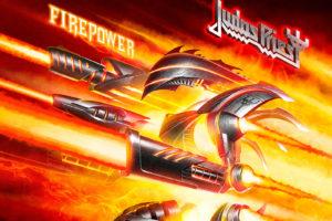 judas priest firepower album cover - mega-depth