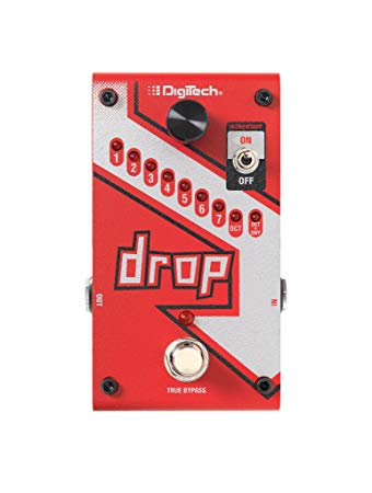 DigiTech Drop Poly Drop Tune Pitch-Shifter