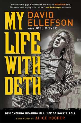 David Ellefson - My Life with Deth (2013)