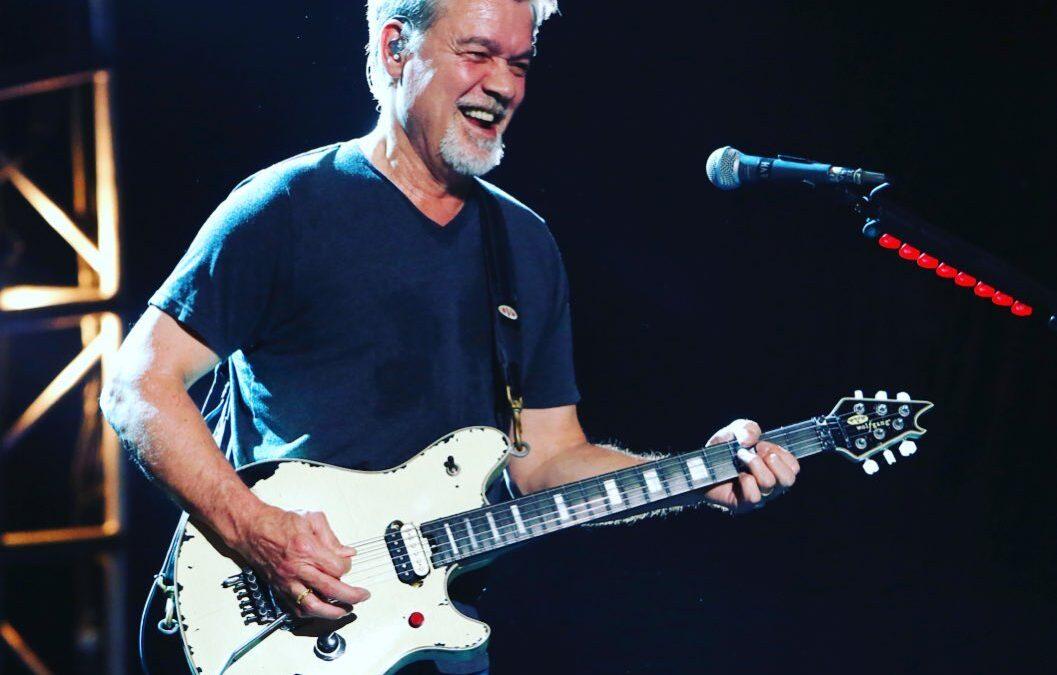 My Tribute to Eddie Van Halen
