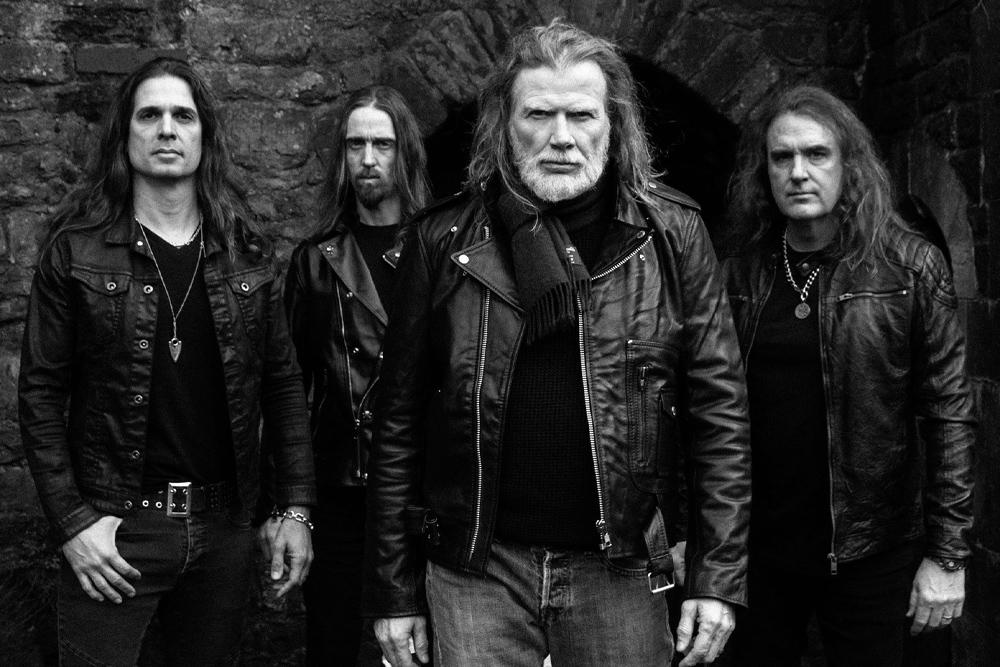 David Ellefson is out of Megadeth…again