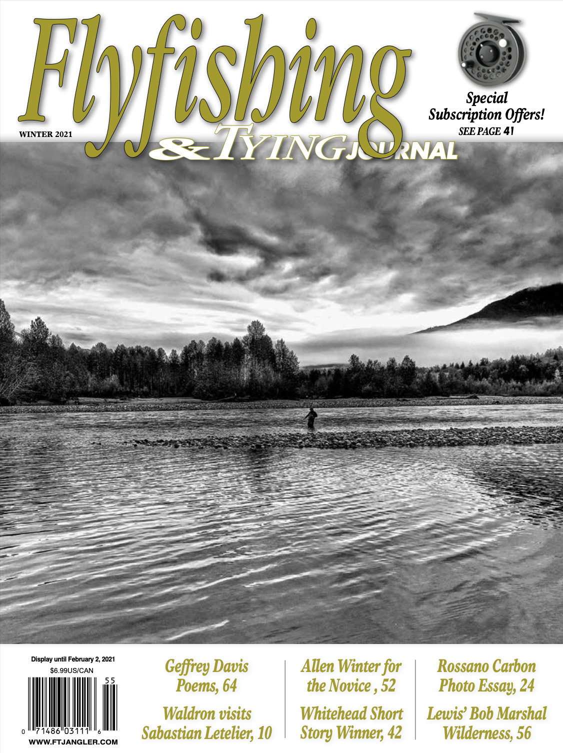 Flyfishing & Tying Journal - Winter 2021