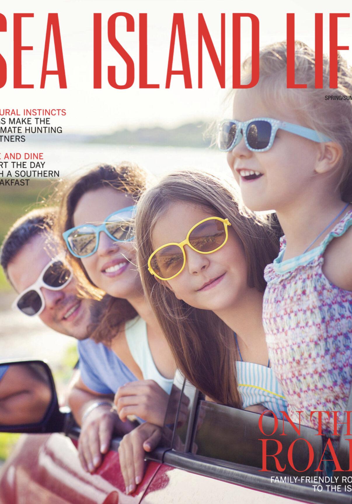 Sea Island Life Magazine - Spring/Summer 2017