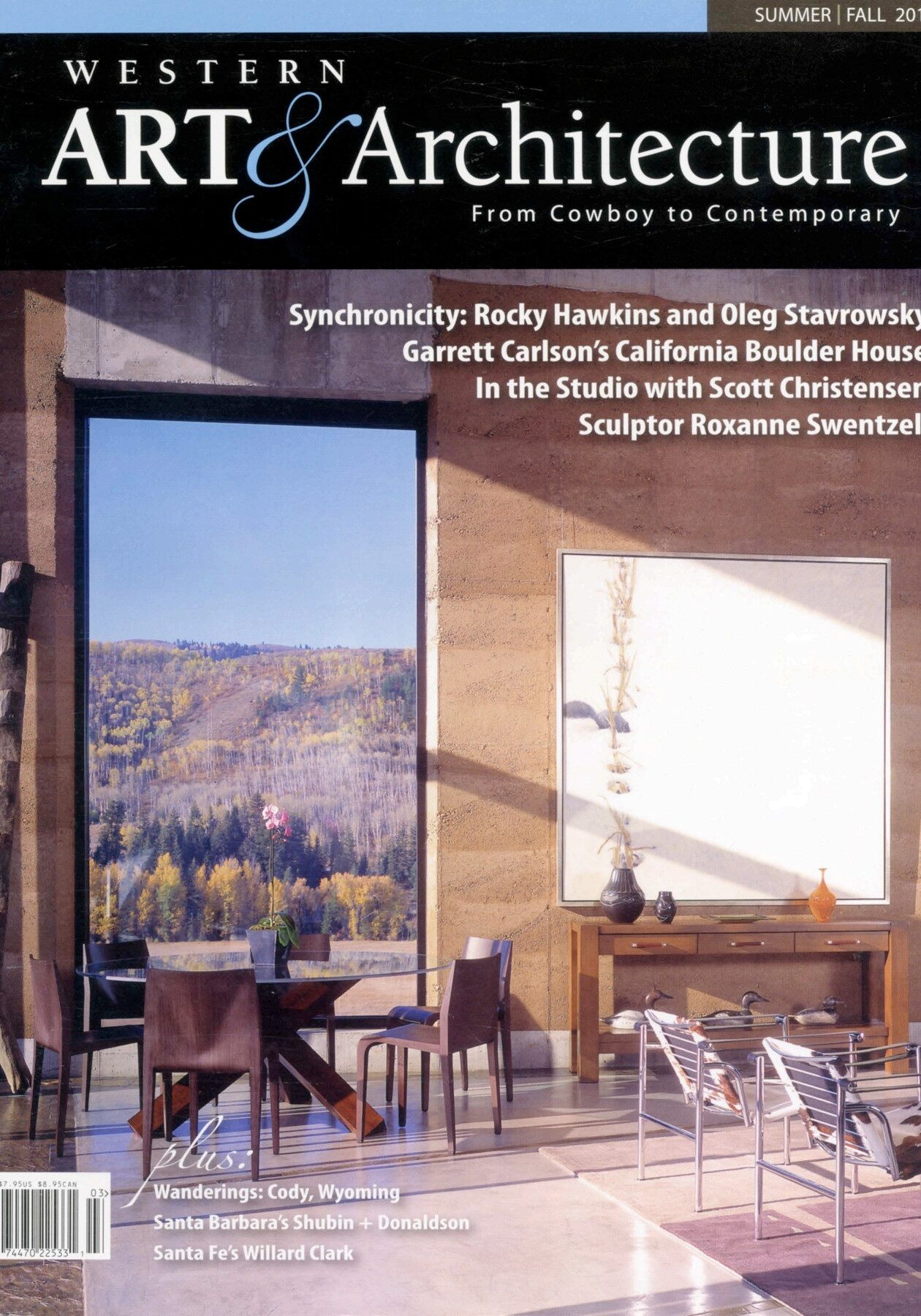 Western Art & Architecture - Summer/Fall 2010