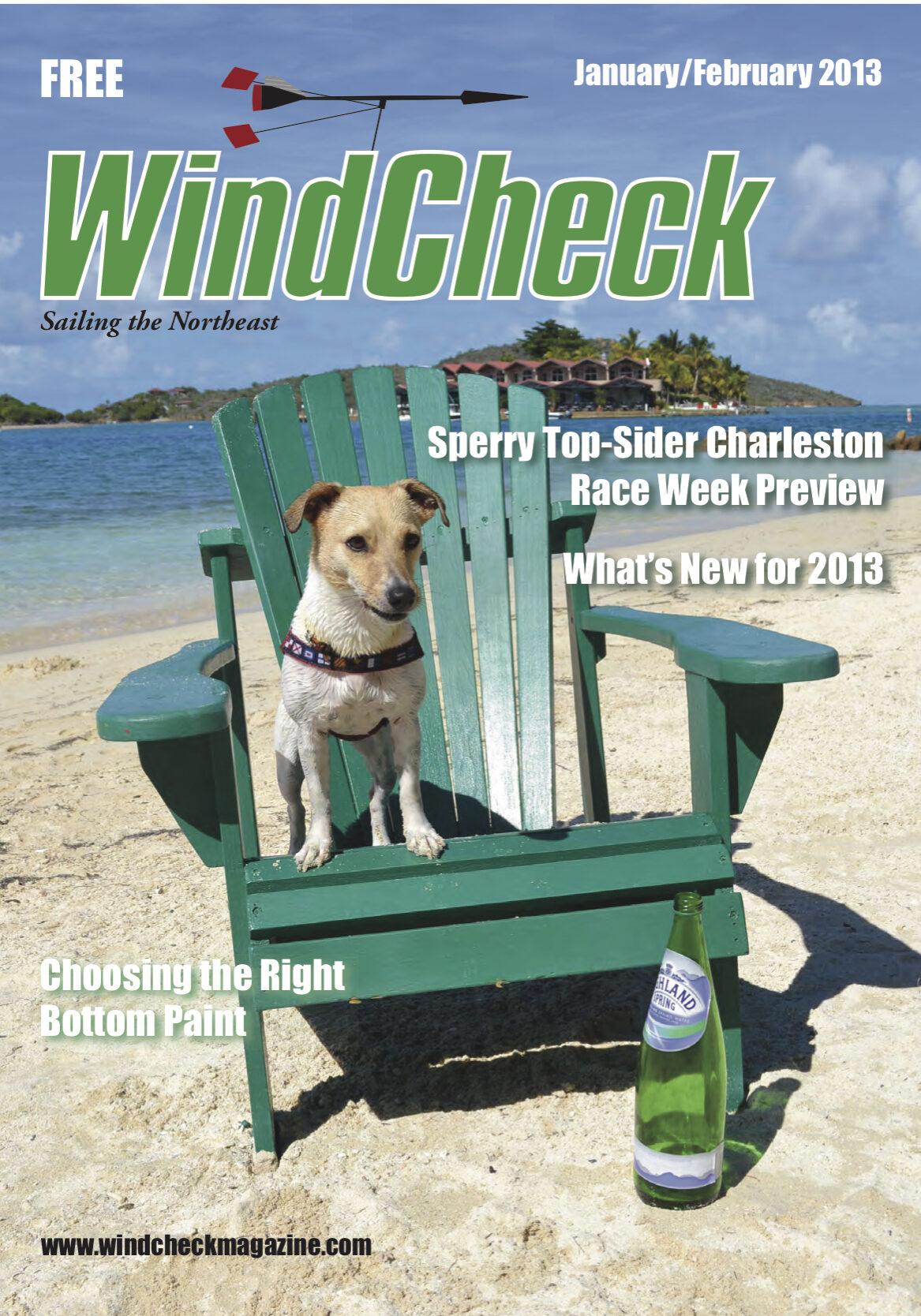 Windcheck Magazine - January/February 2013