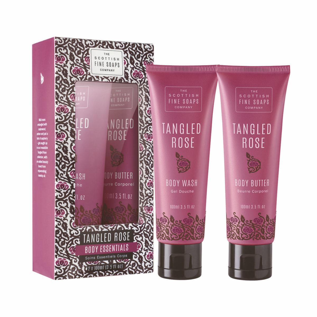 Tangled Rose Body Essentials