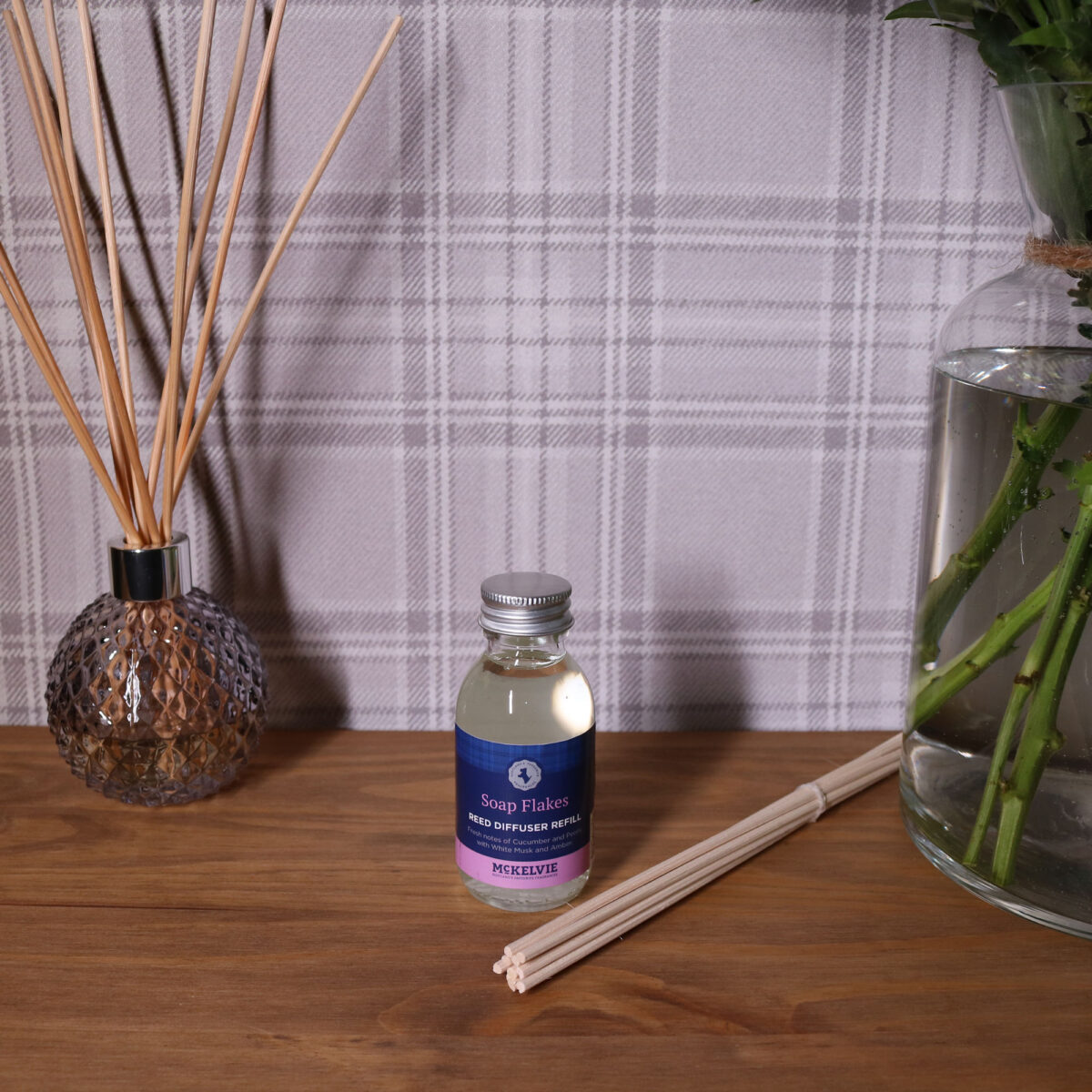 Soap Flakes Reed Diffuser Refill