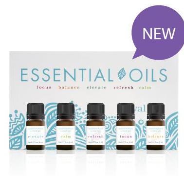 Essential Oils by Royal Spa