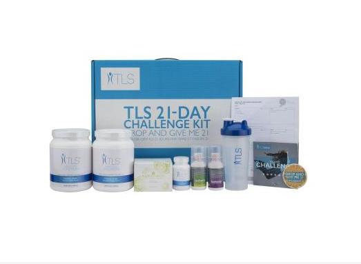 TLS® 21-Day Challenge Kit health