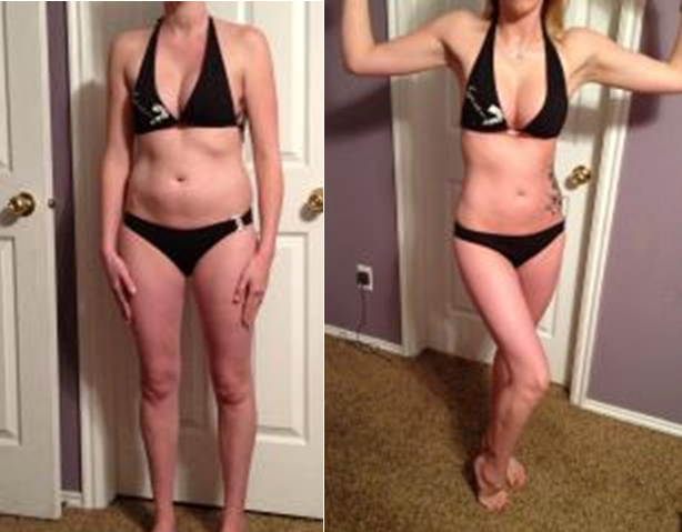 Megan Gutke – Mom of 3 with awesome P90X results