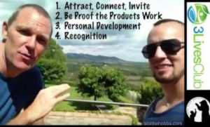 vital behaviors, 4 vital behaviors