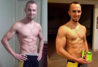 90 Day Body Beast Results- Scottie Hobbs Beachbody Body Beast