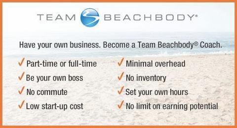 BEachbody _coaching