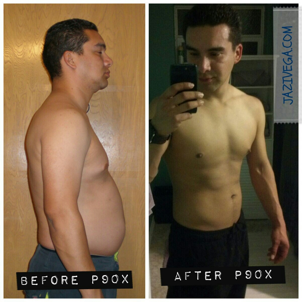Six Pack Abs for Summer- P90X Challenge