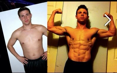 Get Ripped Abs – P90X Transformation