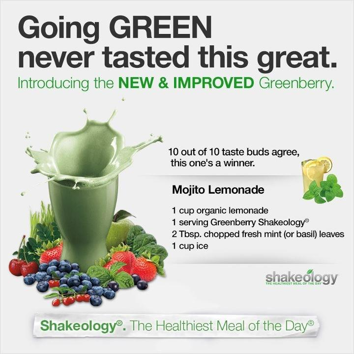 Green Health Shake