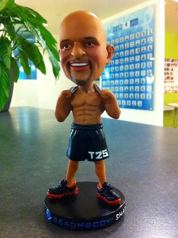 Shaun T Bobble Head – Earn Success Club in June