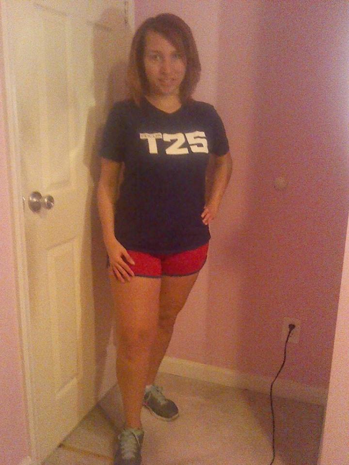 Free T25 Shirt