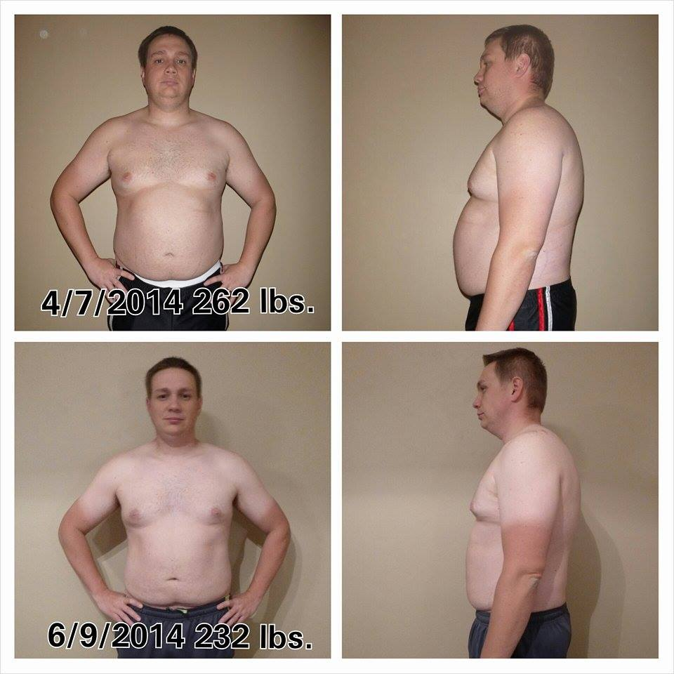 How to lose 30 lbs in 2 months