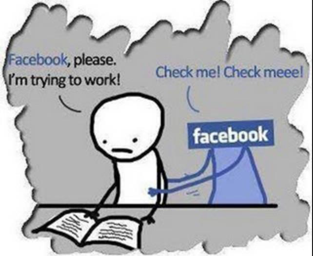 Avoid Social Media Distractions