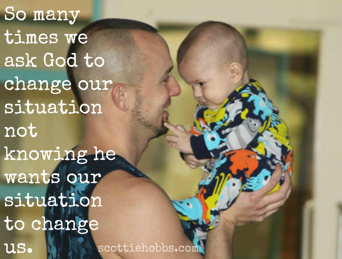 Change our Situation