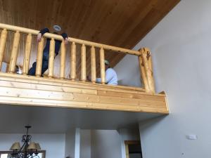 install-tube-slide-in-house