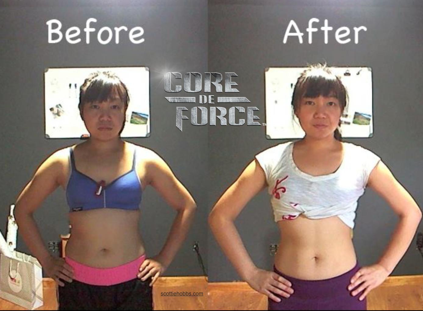 Core De Force Transformation