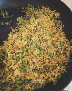 Numeric rice recipe, rice recipe, healthy rice recipe