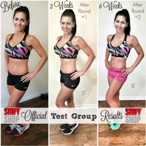 tone up, get ripped, get fit, get in shape
