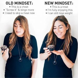 2b mindset, lose weight