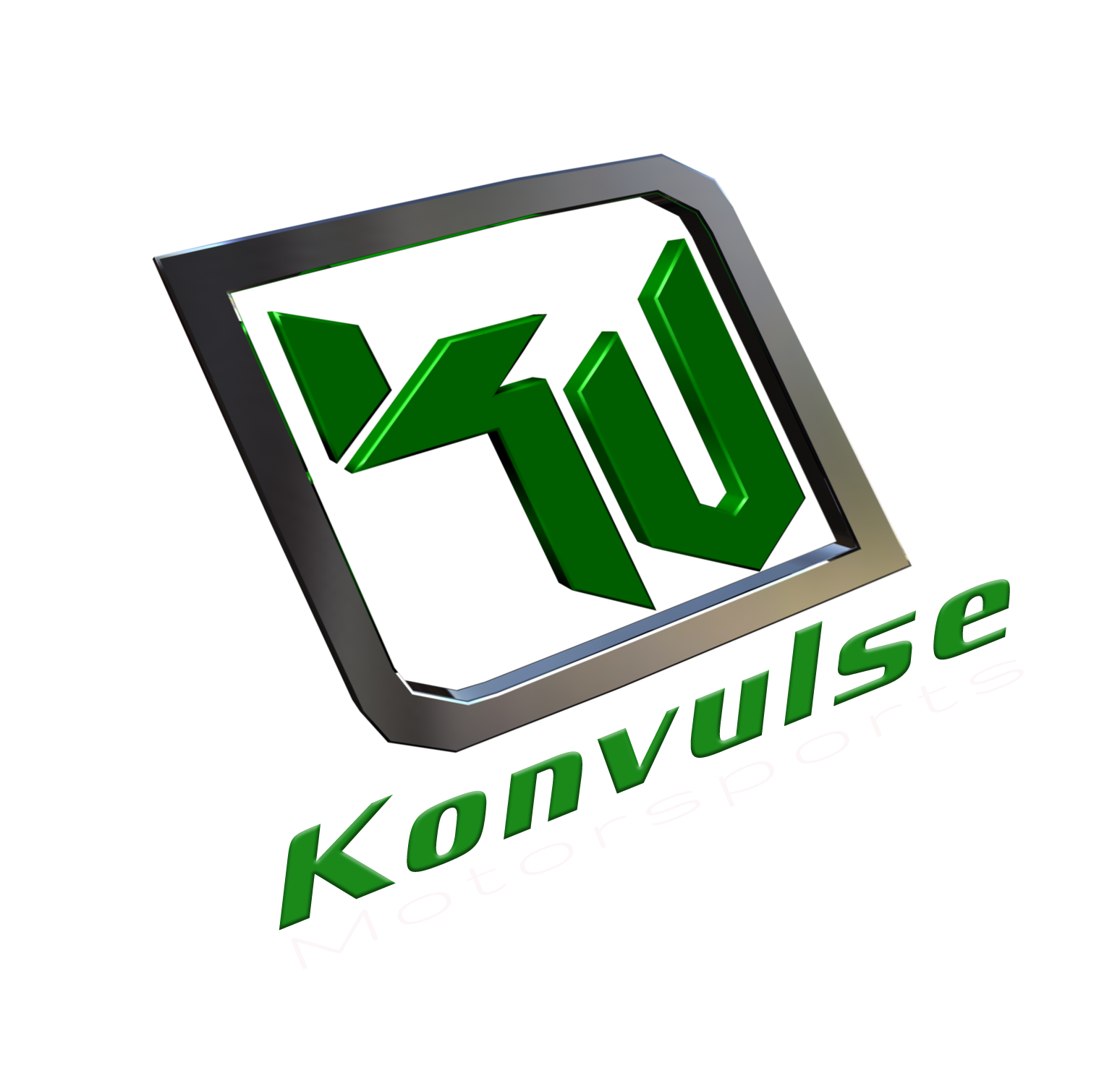 KVM Transparent Black Stacked Logo v2