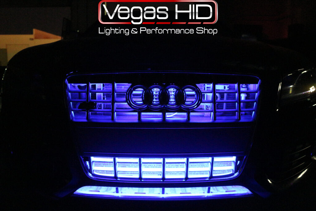 Custom Grille Lighting