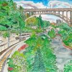161 Vista Avenue Bridge (8-2013) 2
