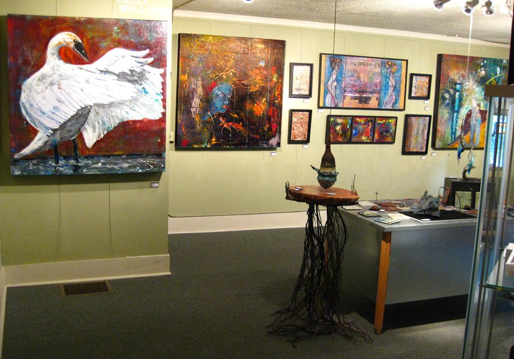 Pearl Gallery Upstairs