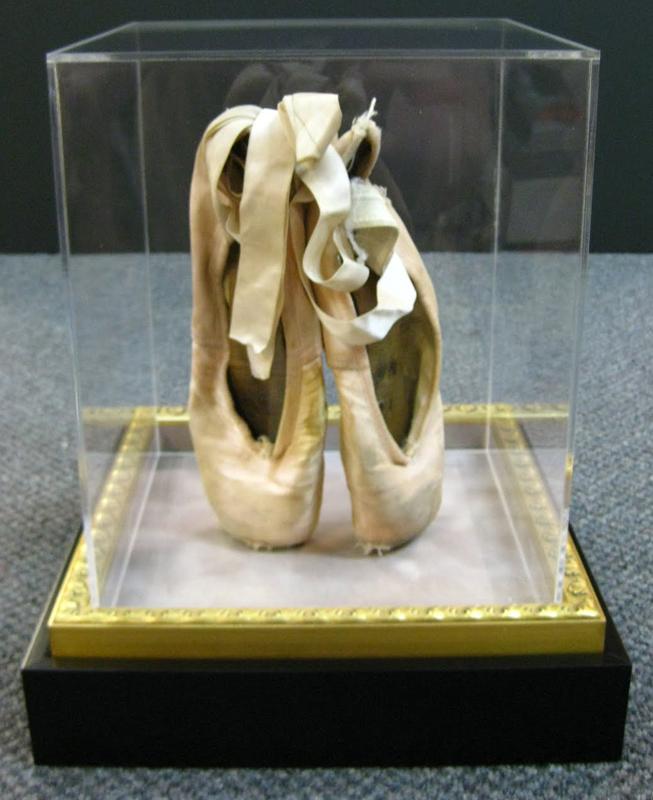 Ballet Slipper Display