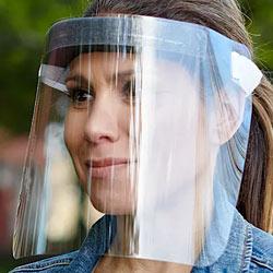 vistaprint face shield