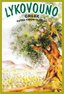 Lykovouno Greek Extra Virgin Olive Oil