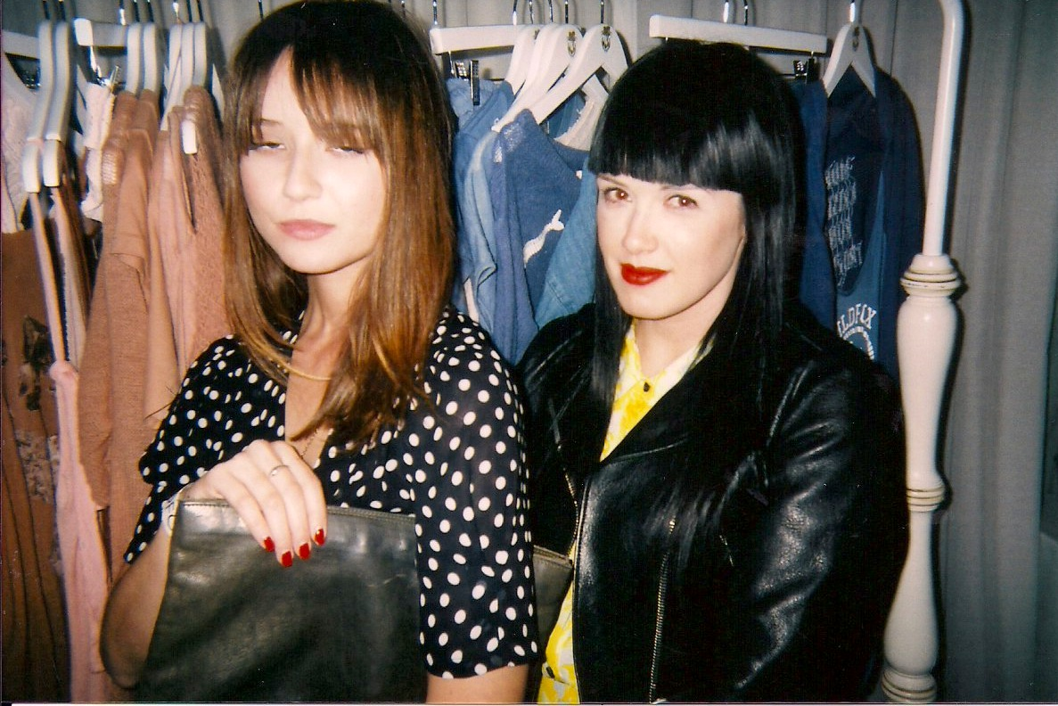 WILDFOX COUTURE SPRING '14 PARTY | SOUNDS BY CAROLINE DE AMORE