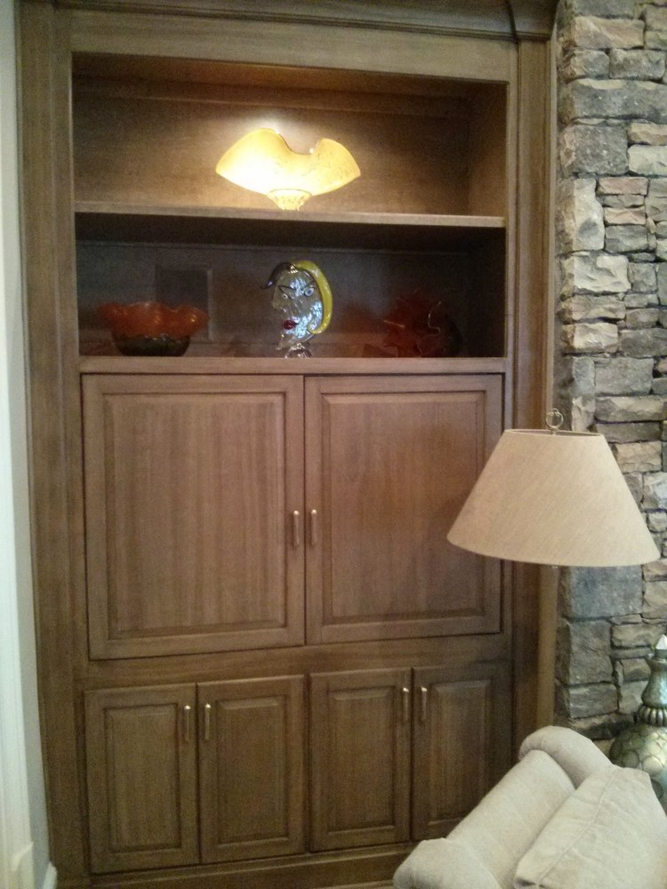 Cabinets and Architectural Details