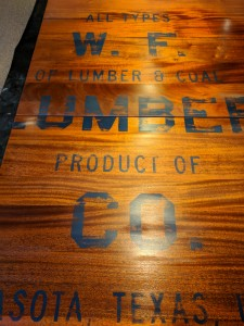 Distressed Table Graphics