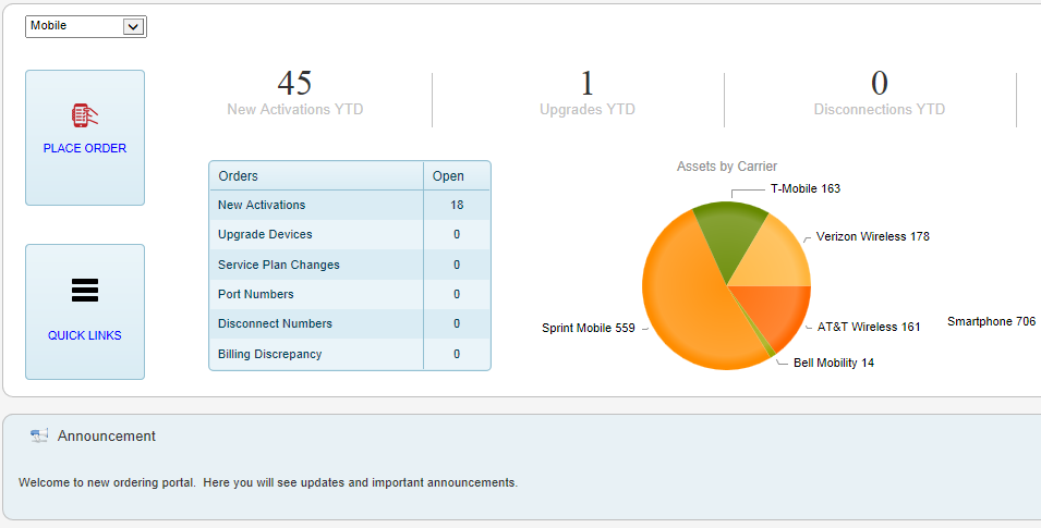 Amtel Mobile Expense Management