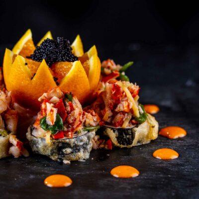 COCO Delray Sushi Lounge & Bar - Fried Tempura