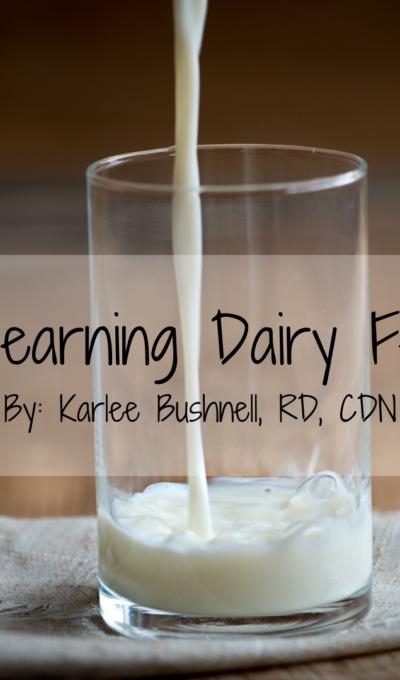 Unlearning Dairy Fear