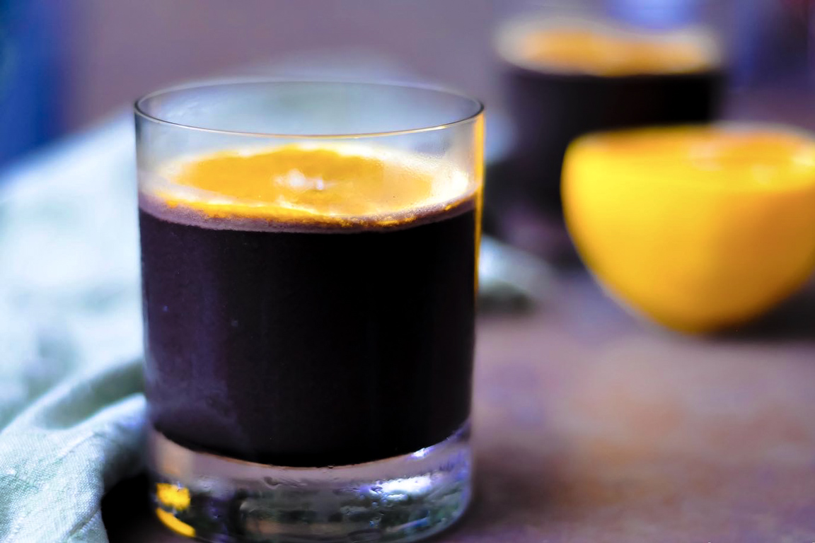 Black Cocoa Syrup