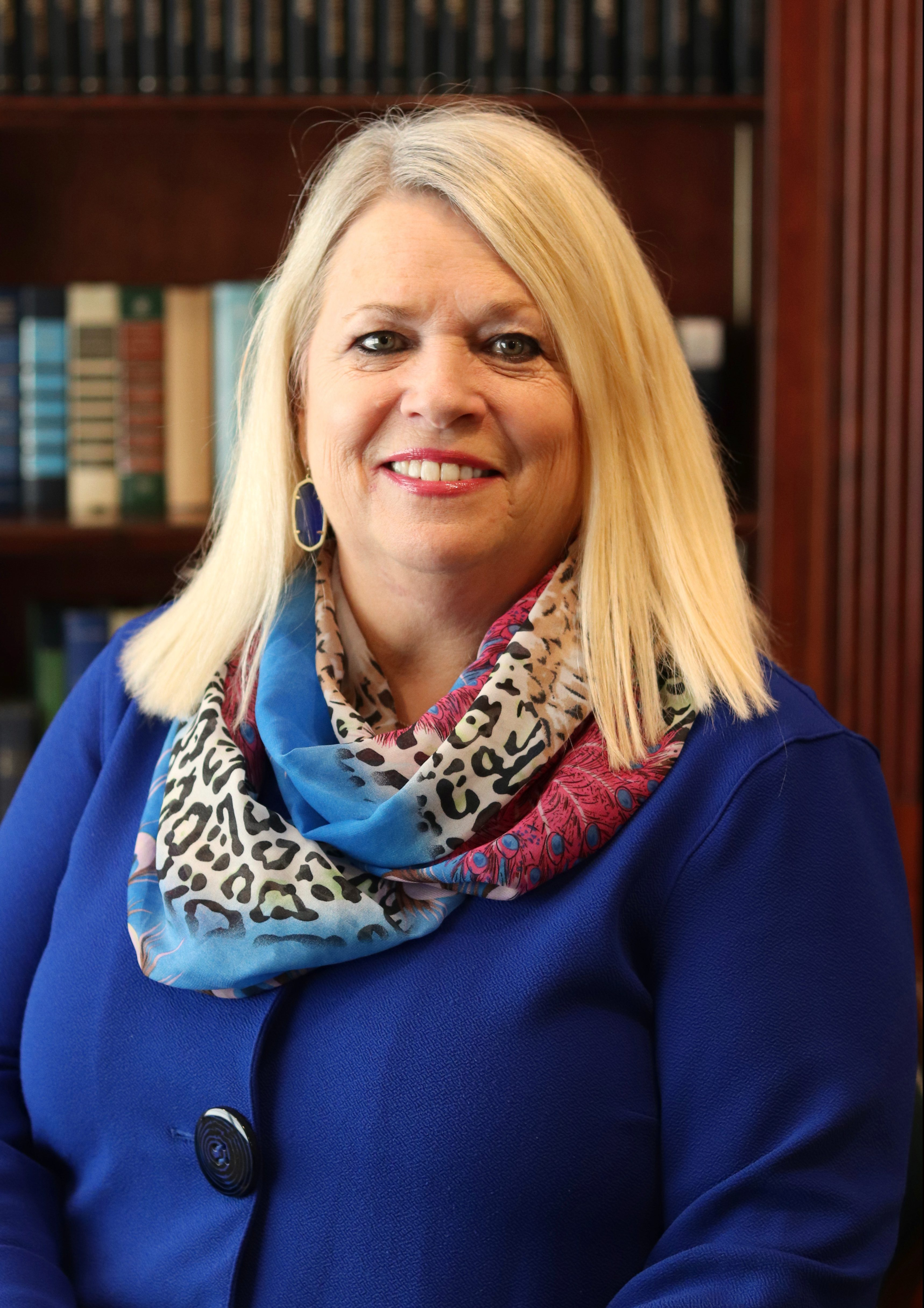 Human Resources Specialist<br>Coleen Seitz